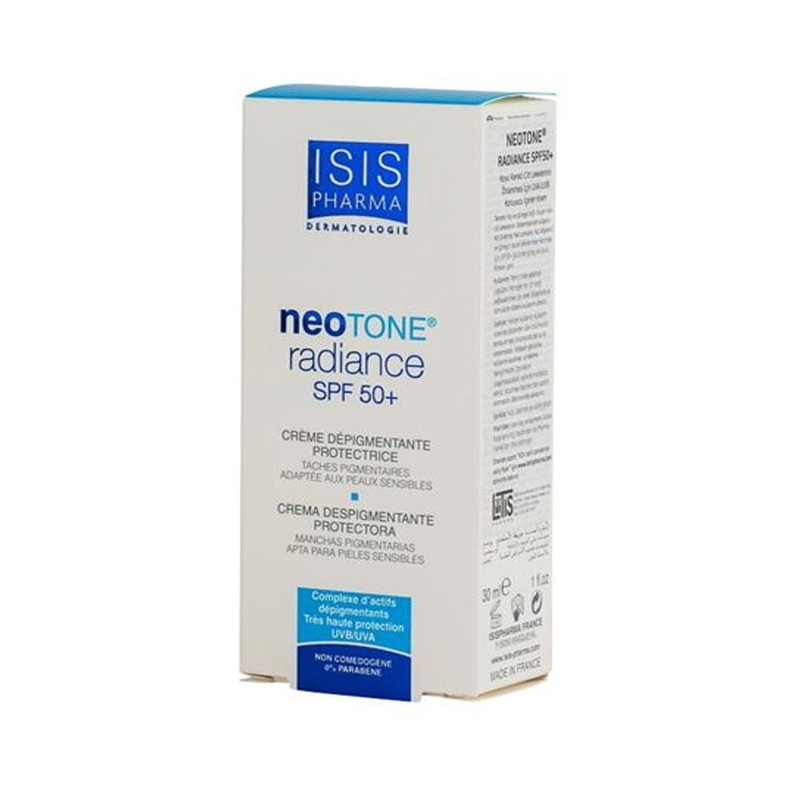 Isis Pharma Neotone Radiance Spf 50+ 30 ml