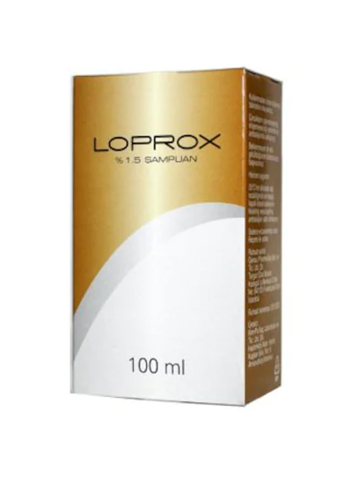 Loprox %1.5 Sampuan 100 ml